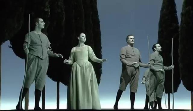 Monteverdi: L'Orfeo Video 3