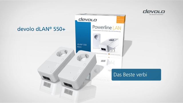 Devolo - dLAN 550 Video 3