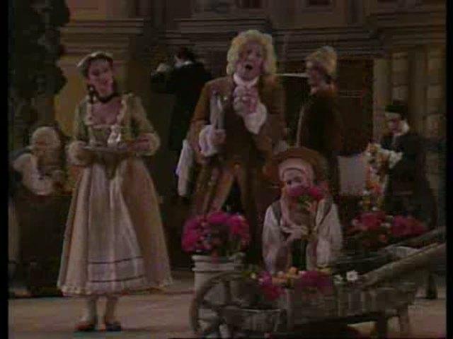 Wolfgang Amadeus Mozart - La Finta Giardiniera Video 2