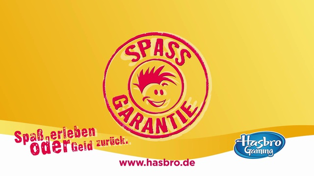 Hasbro Gaming - Spaß Garantie  Video 6