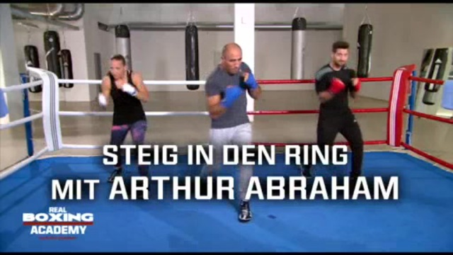 Real Boxing Academy Video 3