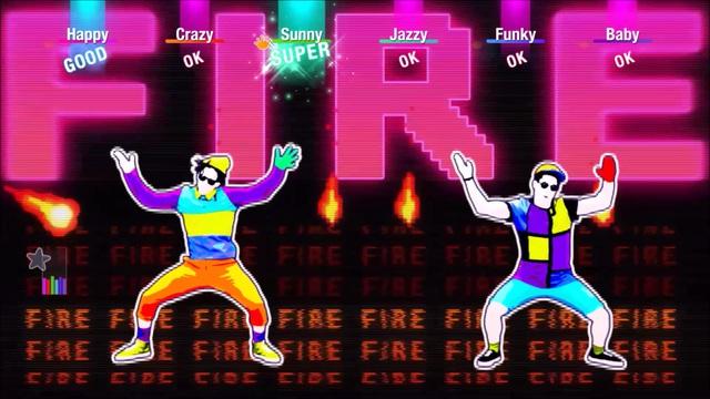 Just Dance 2019 - Fire Video 11
