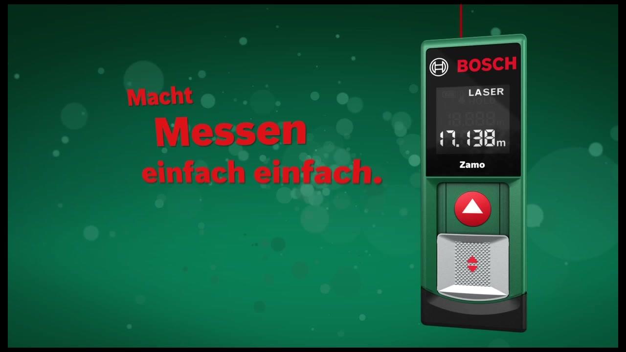 Bosch Entfernungsmesser Zamo Ii : Bosch laserentfernungsmesser zamo« hagebau