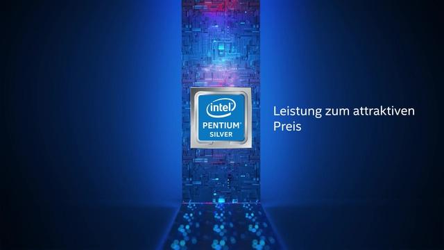 Intel - Pentium Silver Prozessoren Video 3