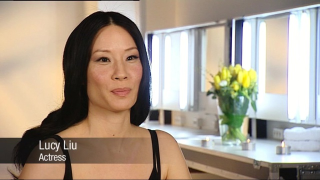 Braun - Satin Hair - Making of TV Commercial with Lucy Liu Video 13