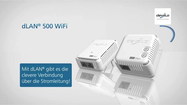 Devolo - dlan 500 WiFi Video 8