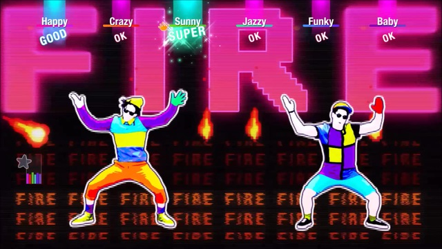 Just Dance 2019 - Fire Video 10