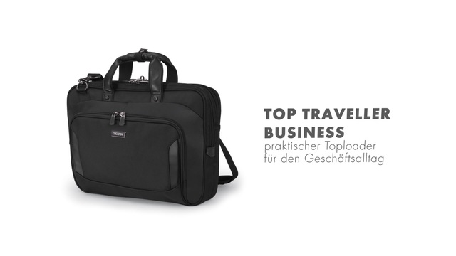 Dicota - Top Traveller Business Video 3