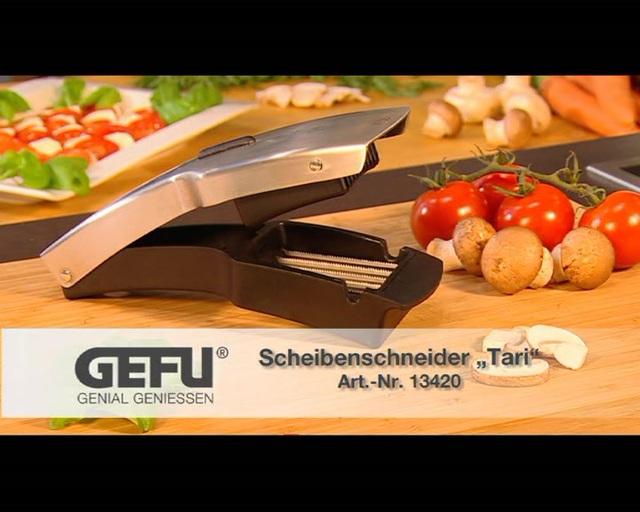 GEFU - Tari Scheibenschneider 13420 Video 3