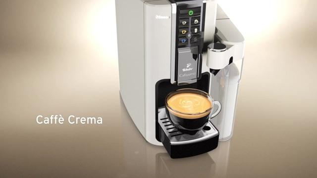 Saeco - Tchibo Cafissimo Latte Video 3