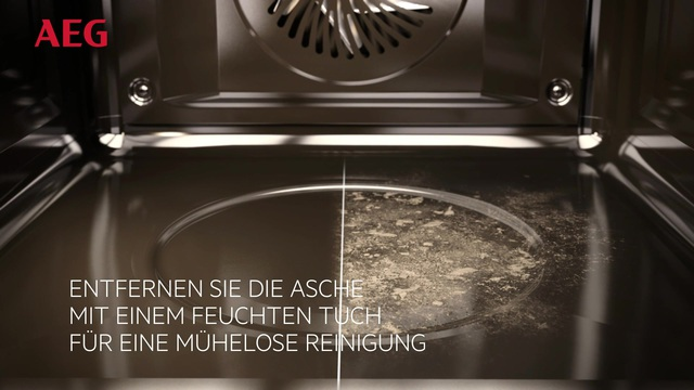 AEG - Pyrolysefunktion Video 3