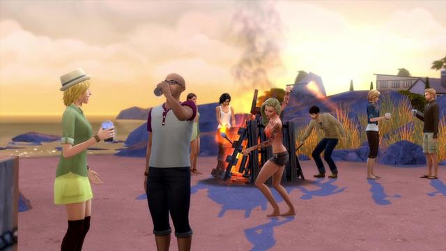 Die Sims 4 - Zeit für Freunde Video 10