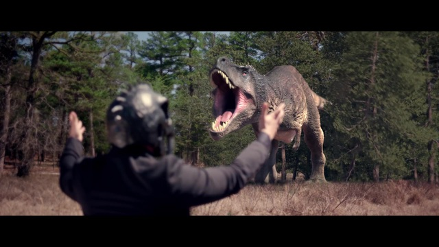 The Jurassic Games Video 3