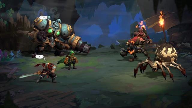 Battle Chasers: Nightwar Video 2