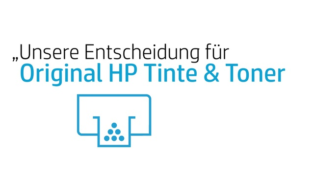 HP - 3 Faktoren für Original HP Tinte & Toner Video 6