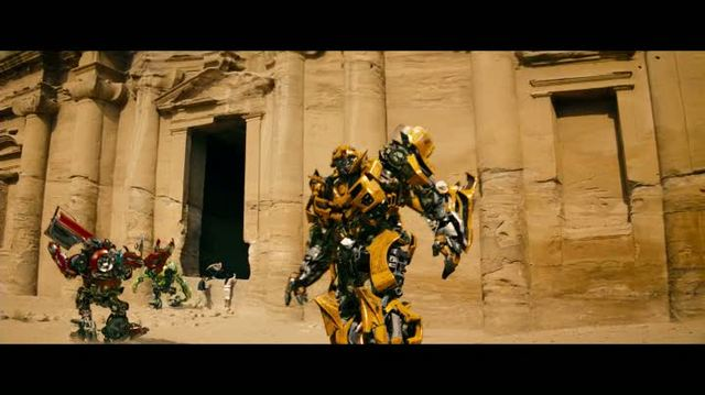 Transformers 2 - Die Rache Video 3