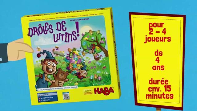 HABA Schubidubi Schabernack (französisch) Anleitungsvideo