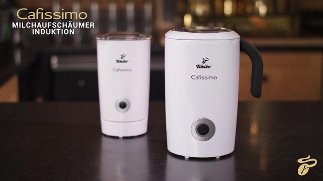 Tchibo - Cafissimo Induktions-Milchaufschäumer Video 3
