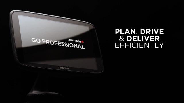 TomTom - Go Professional Video 3