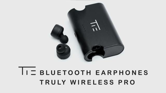 TIE-TrulyPro Earphones Video 3