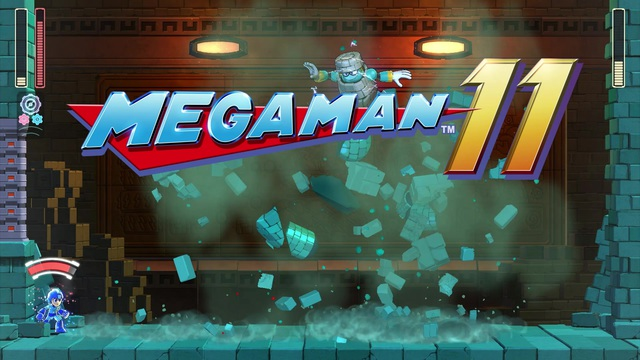MegaMan 11 Video 3