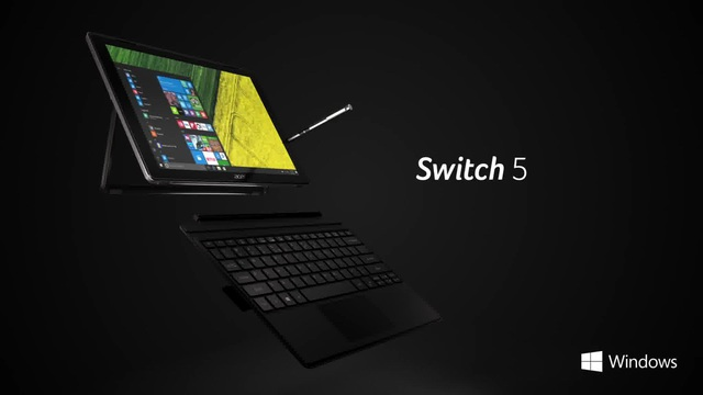 Acer - Switch 5 Video 3