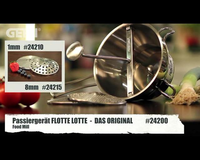 GEFU - Flotte Lotte 24200 Video 4