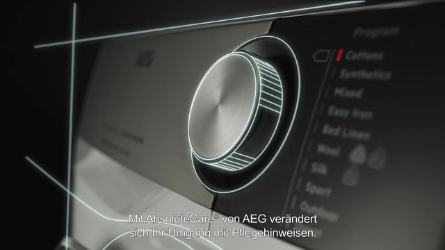 AEG - AbsoluteCare-System - Feine Bluse Video 6