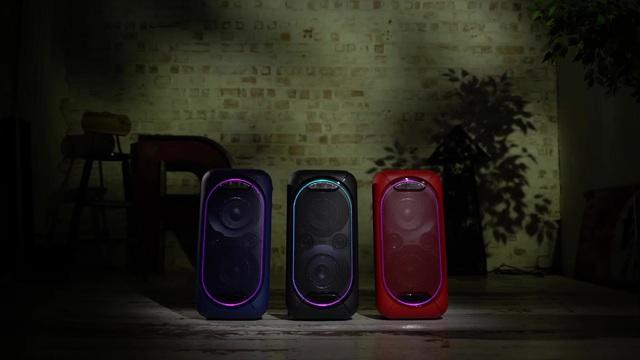 Sony - GTK-XB60 tragbarer Lautsprecher Video 9