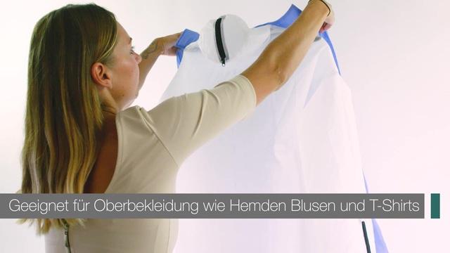Clatronic - HBB 3707 Hemden- und Blusenbügler Video 3