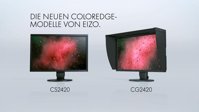 EIZO - CG2420 / CS2420 Video 3