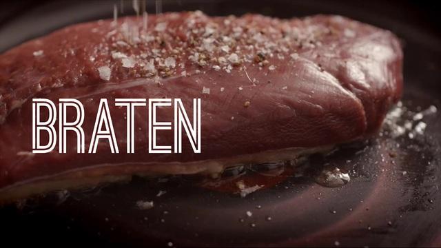 Tefal - Pfannen - Titanium Excellence perfekte Bratergebnisse Video 4