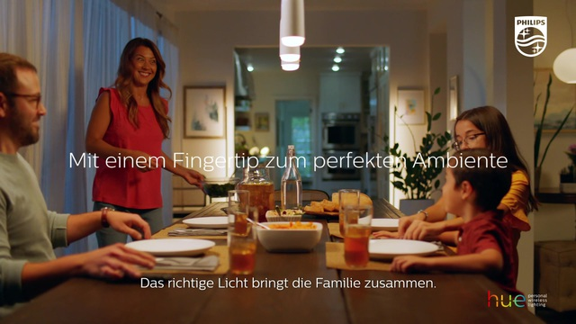 Philips - Hue - Dinner Time Switch Video 17