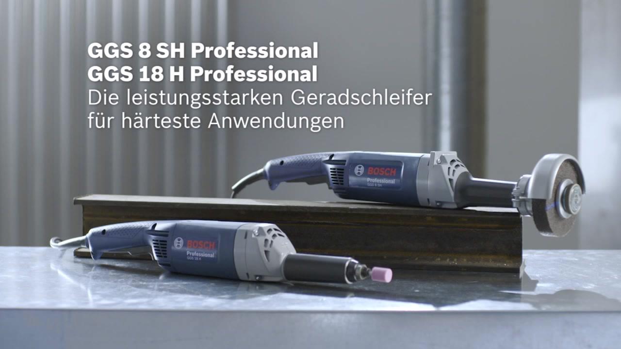 Bosch Laser Entfernungsmesser App : Ggs h geradschleifer bosch professional