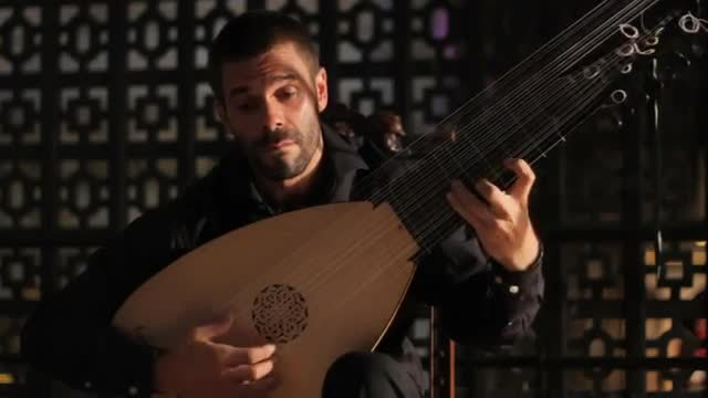 Miguel Rincón - J.S. Bach: Sonate BWV 1001, Partita BWV 1004 Video 3