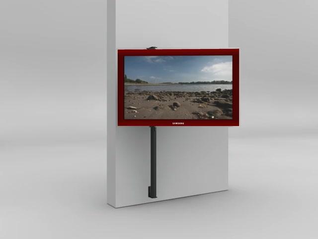 121-schwenkbare-TV-Halterung Video 3