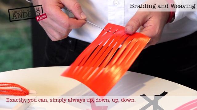 IWAn Braiding and Weaving