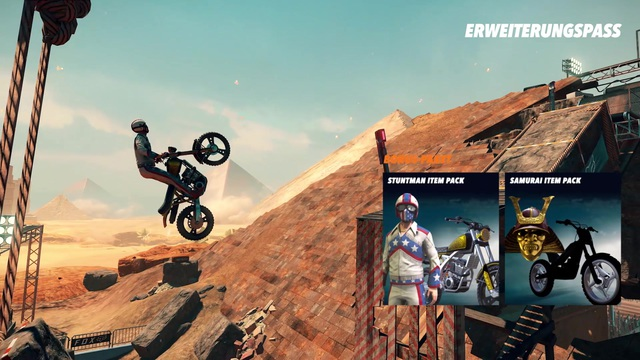 Trials Rising - Post Launch Video 4