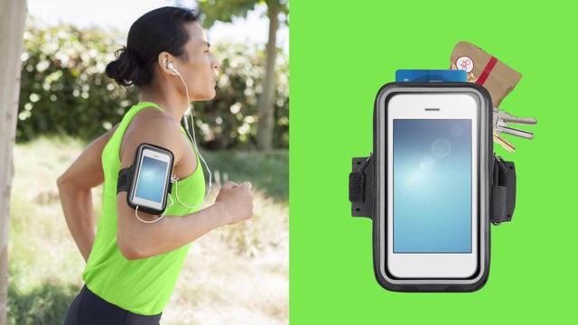 Belkin - Storage Plus Armband  Video 3