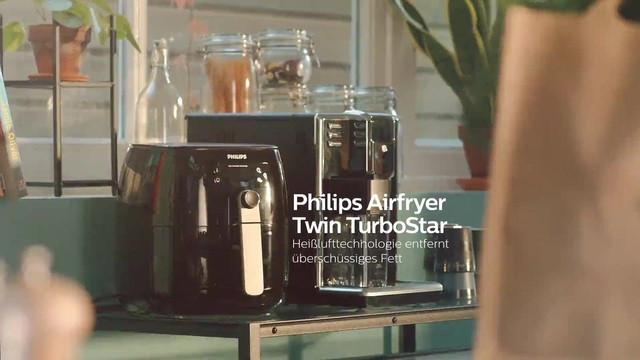 Philips Avance Collection Airfryer Video 11