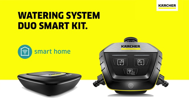 Watering System Duo Smart Kit - Produktmerkmale Video 2