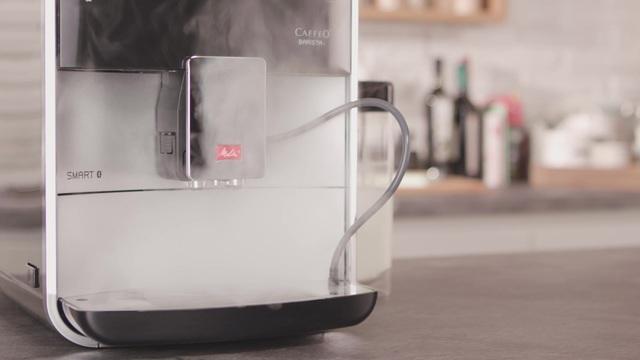 Melitta - Caffeo Barista T Smart - Reinigung & Pflege Video 5