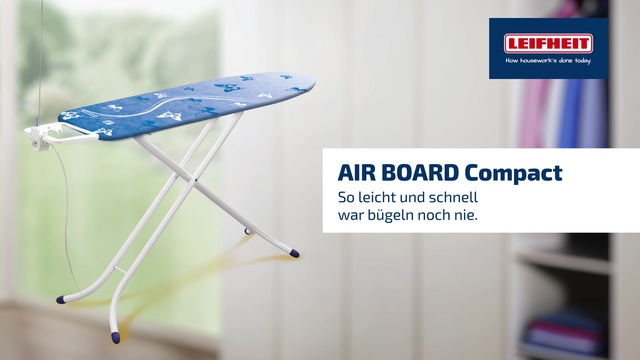 Leifheit - Airboard Compact Video 3