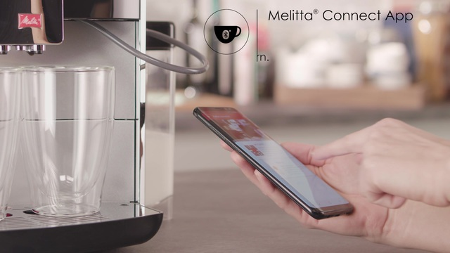Melitta - Caffeo Barista T Smart - Intuitive Bedienung Video 3