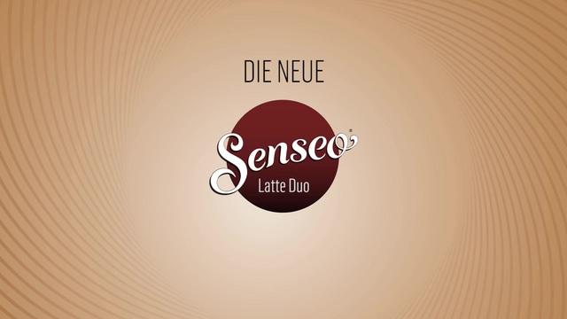 Philips SENSEO Latte Duo Plus HD6574/50 Video 3