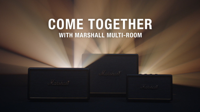 Marshall Multiroom Video 3