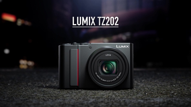 Panasonic - Lumix TZ202 Video 3