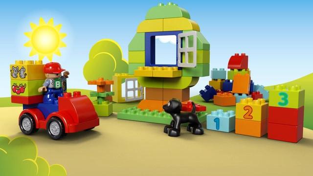 LEGO Duplo - Große Steinebox 10572 Video 3