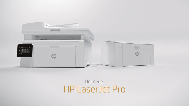 HP - LaserJet Pro Video 3