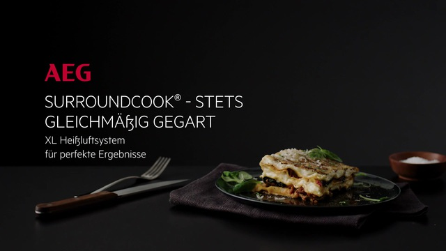 AEG - SurroundCook Video 8